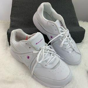Champion walk women sneaker size 12 white